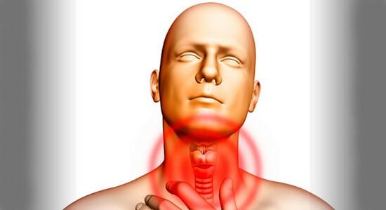 Боль в горле, першение являются основными симптомами аллергического фарингита