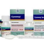 Эффективность сумамеда при лечении ангины