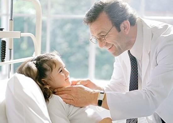 Послеоперационное состояние ребенка