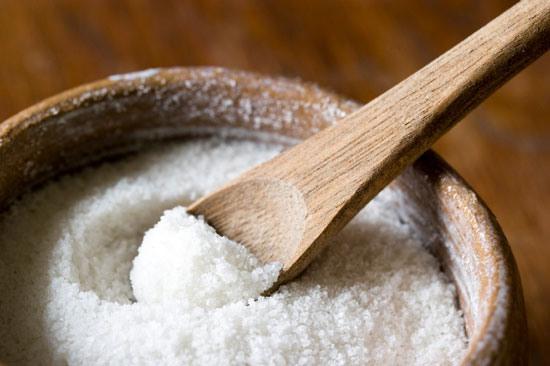 Полоскание солью