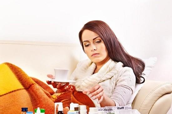 Язвенная ангина - один из самых опасных видов ангин