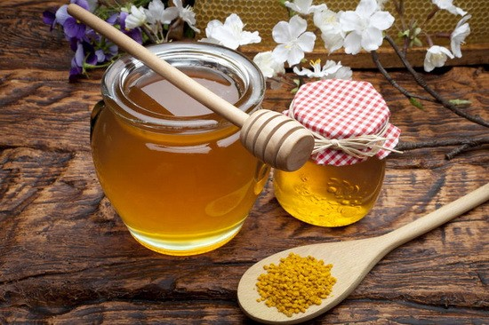 Мед при фарингите - действенное средство