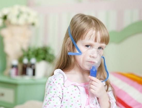 Небулайзер позволяет проводить ингаляции детям в домашних условиях