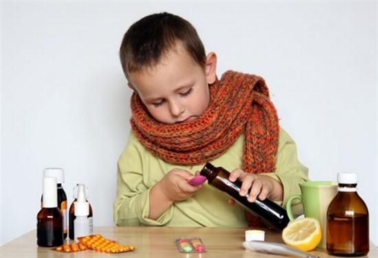 Гранулезный фарингит является распространенным заболеванием среди детей
