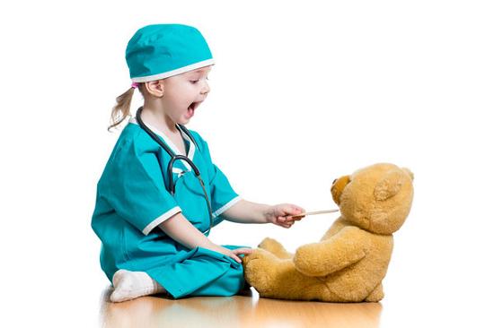 Симптоматика герпесной ангины у детей