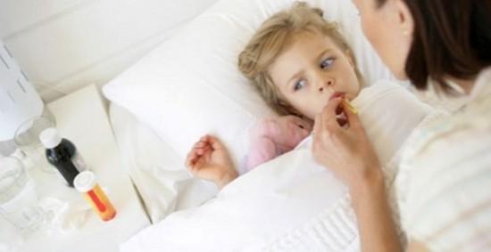У детей до 3 лет при заболевании ларингитом в тяжелой стадии есть риск летального исхода