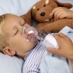 Ингаляции при сухом и влажном кашле у ребенка