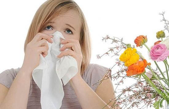 Сопли аллергические