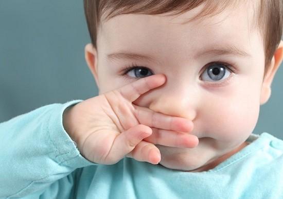 Сопли в горле у ребенка