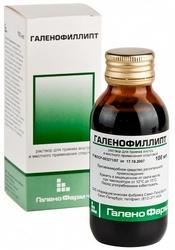 Галенофиллипт аналог хлорофиллонга