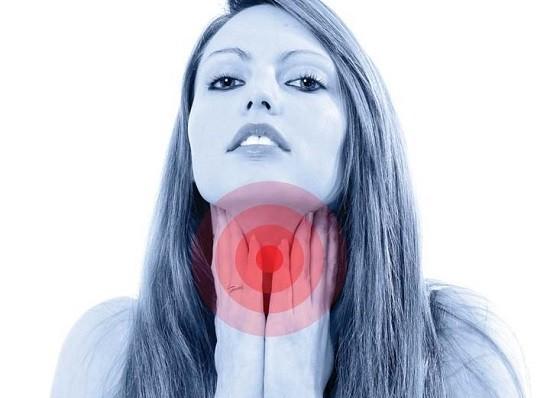 Боль в горле при паратонзиллите