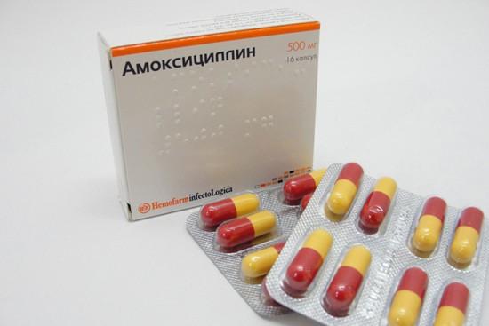Целесообразно использовать амоксициллин при ангине.