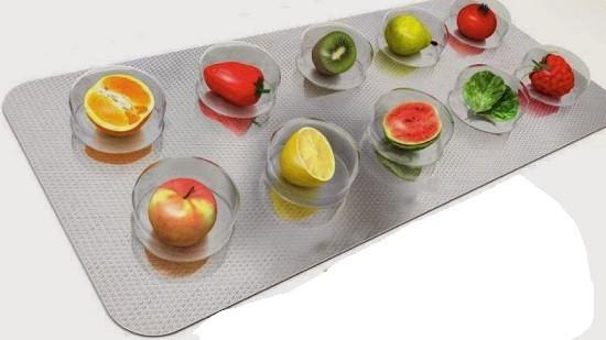 Укреплять иммунитет можно продуктами с высоким содержанием витаминов