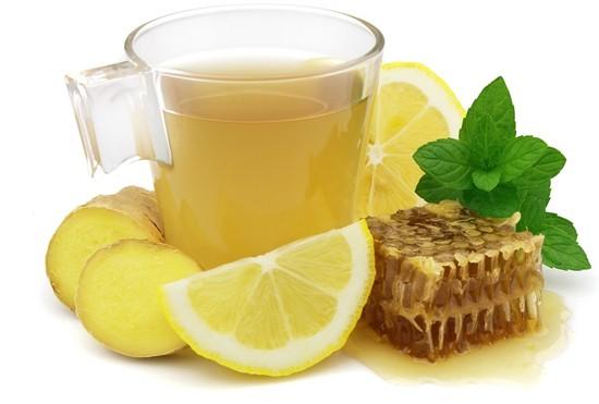 Имбирный чай - лучшее средство для уничтожения инфекции и укрепления иммунитета