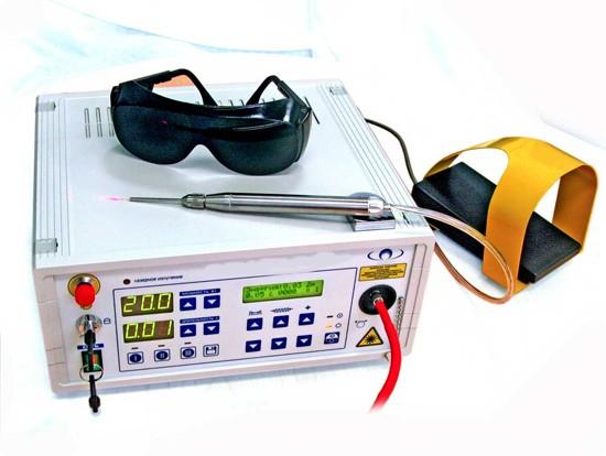 Лазерное прижигание миндалин является щадящим методом хирургического вмешательства