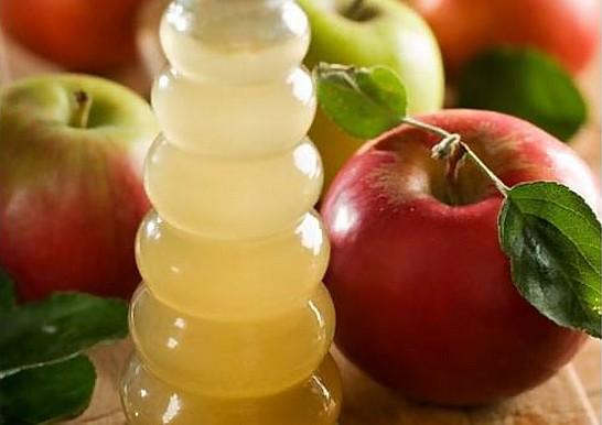 Яблочный уксус для полоскания