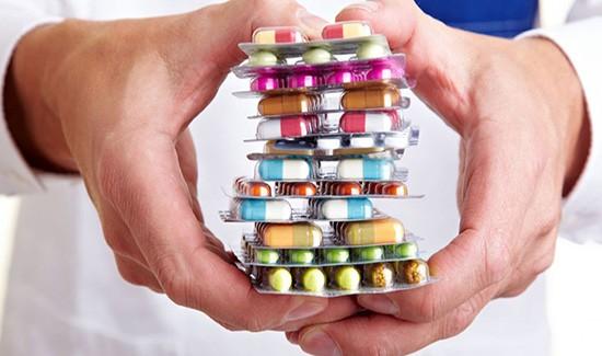 Цефалоспорины в таблетках