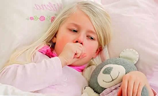 Ларинготрахеит у ребенка