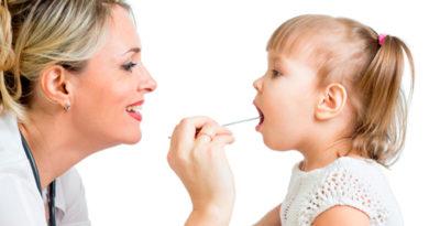 Как быстро избавиться от боли в горле у ребенка