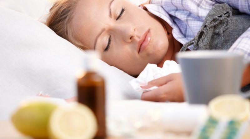 грипп осложнения